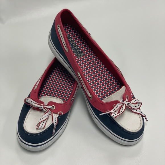 Sperry Top-Sider Shoes Womens Size8.5M Boat Loafer